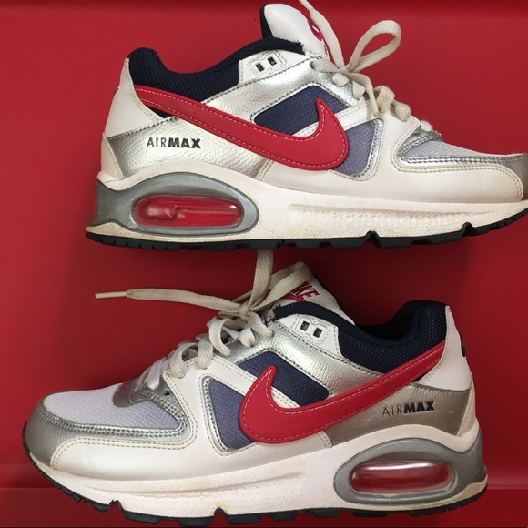 quality design 44101 f9a49 Nike Air Max Blue Ombré With RedPink 6.5